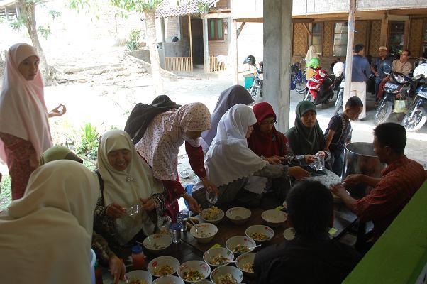 syawalan 1432 h keluarga besar nurul islam sekolah alam