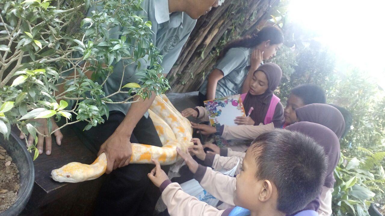 September 2016 Sekolah Alam Jogja